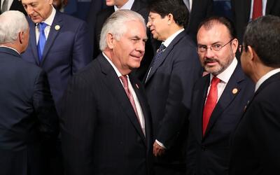 Cumbre de Miami: Videgaray no descarta un encuentro entre Trump y Peña N...