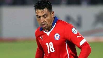 Chileno Gonzalo Jara sancionado por tres partidos y queda fuera de Copa...