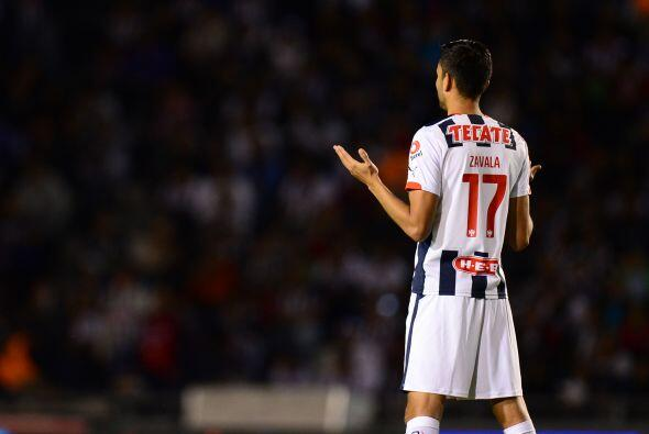 Monterrey se dedicó a cubrir la partida de Suazo y para eso trajo a Yimm...