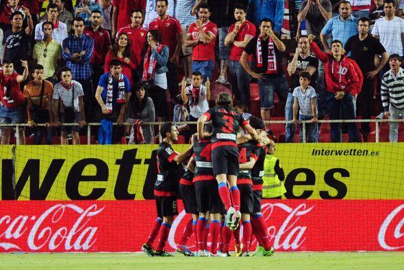 El 'Tigre' llegó a 25 goles en Liga española y de paso le...