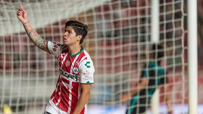 Víctor Dávila, el chileno 'sorpresa' que es el máximo artillero del Apertura 2018