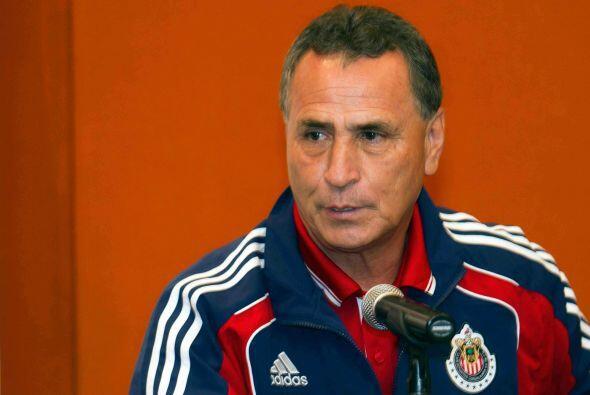 El último torneo exitoso de los rojiblancos fue en el Apertura 2011, en...