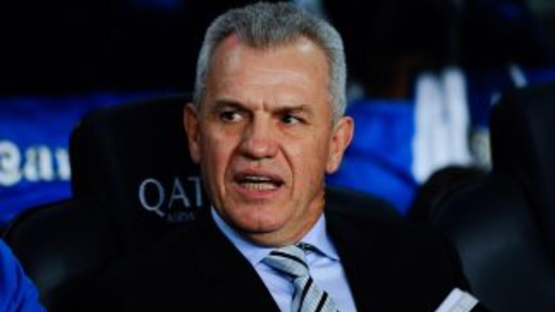 El 'Vasco' dificilmente estará en el banquillo para el próximo juego del...