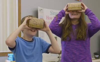 Gafas de realidad virtual, una nueva alternativa para la educación y exp...
