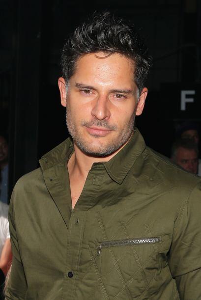 El guapo actor es descendiente de inmigrantes italianos, alemanes y croa...