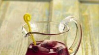 Limonada de Frambuesa