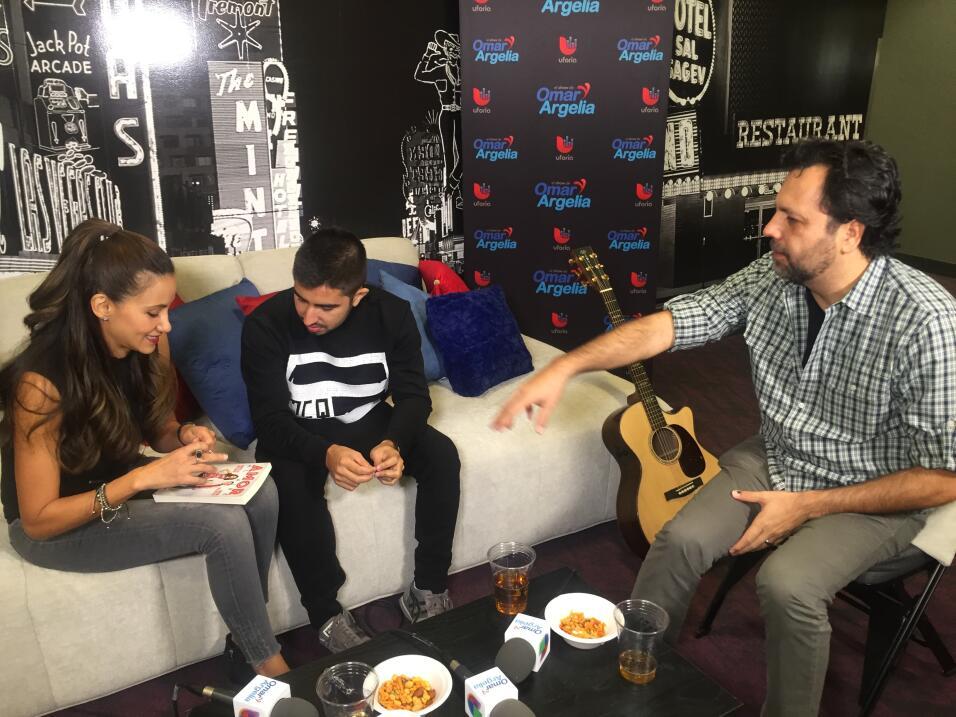 Sin la música, Juanes se siente 'oscuro' IMG_2105.jpeg