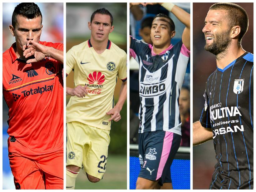 El 11 ideal en la Jornada 15 del Univision Deportes Fantasy