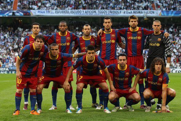 En Univisionfutbol.com te presentamos las 10 claves del Barcelona. Terce...