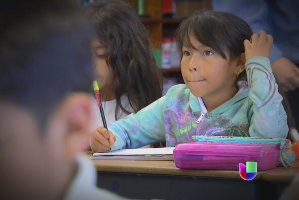 En un mensaje especial dirigido a las estudiantes latinas, como parte de...