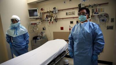 El Hospital Bellevue de Nueva York se prepara en todo momento para, de s...