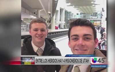 4 misioneros de Utah entre los heridos por ataque en Bruselas