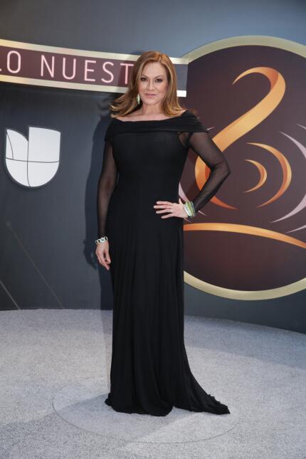 Talento de Univision en Premio Lo Nuestro 2017