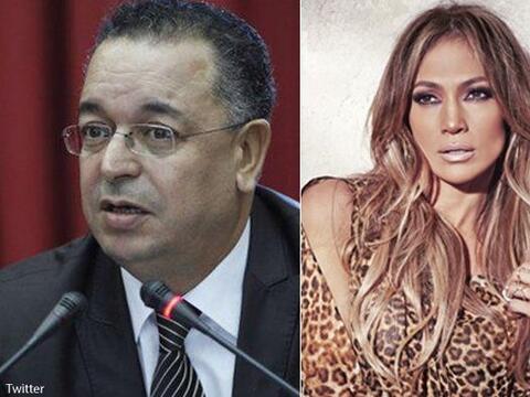 Quizás al Presidente de Marruecos no le gustó el show de J...