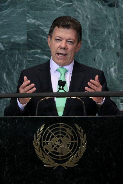 A las relaciones con Estados Unidos, que Uribe privilegió, Santos ha emp...