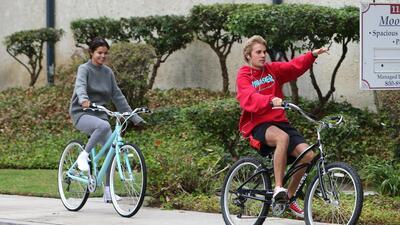 En suspenso (otra vez) la relación de Justin Bieber y Selena Gómez
