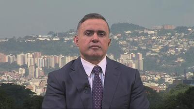 Tarek William Saab habla con Jorge Ramos (entrevista completa)