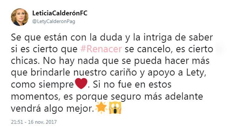 Fans Lety Calderón