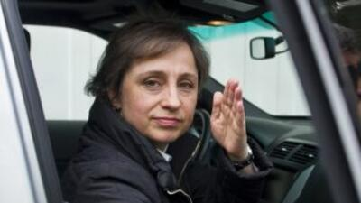 Carmen Aristegui