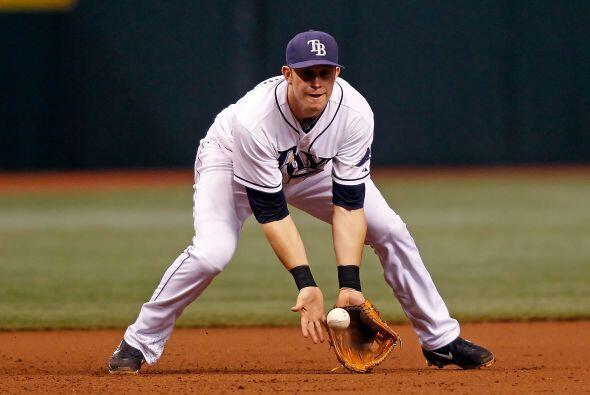 El tercera base de ascendencia española Evan Longoria es uno de l...