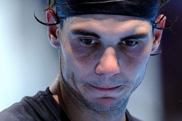 La estadística se cumplió esta noche, y Nadal volvió a caer ante Federer...