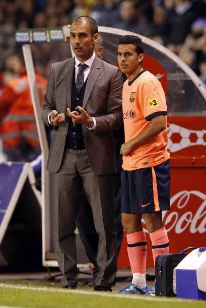 No solo mutó Messi, sino también todos sus compañeros de ataque. El nuev...