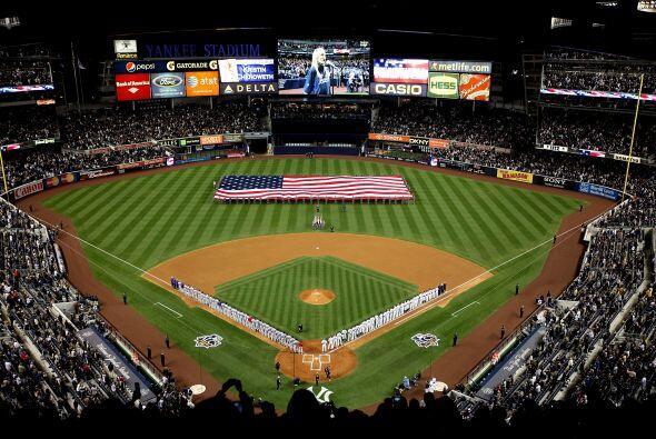 Mañana se realizará el cuarto juego de esta Serie en el Yankee Stadium d...
