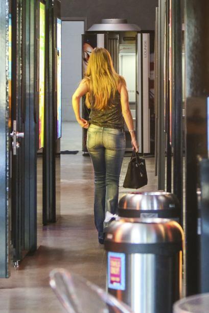 Por el momento, Sofía está ocupada viendo qué es lo que lucirá en la pró...