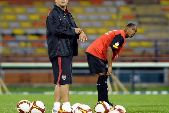 Muricy Ramalho fue el entrenador del Fluminense, logró su cuarto...