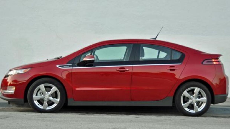 El Chevy Volt no sólo es ecológico, también es bastante seguro.