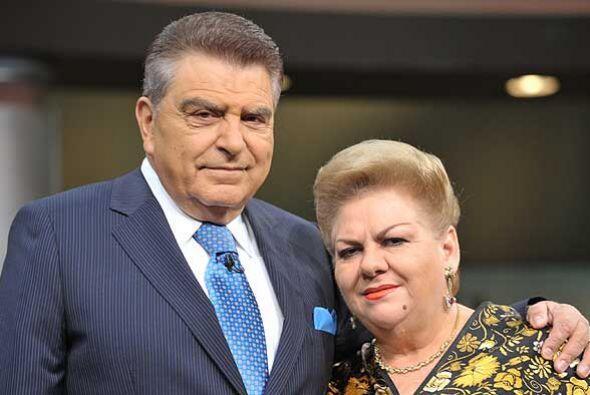 La cantante mexicana le abre su corazón al Don.