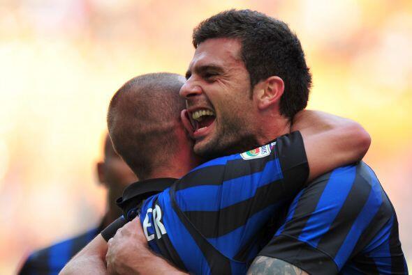 El contensión del Inter resultó fundamental en el duelo ante el Chievo V...