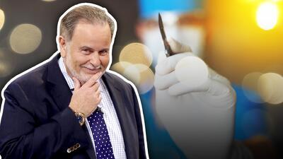 Raúl de Molina tiene su lado vanidoso: estas son las cirugías estéticas que se ha practicado