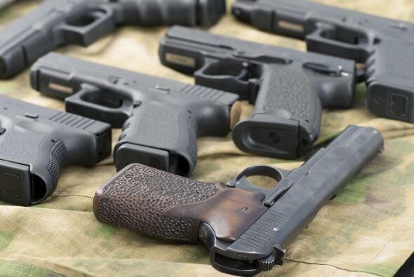 El Congreso de Texas aprobó la ley de portación visible de armas, que ah...