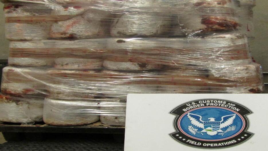 Incautan marihuana en cargamento de mermelada de fresas - CBP Arizona Ma...