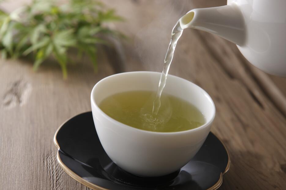 salud green tea