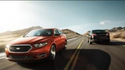 Ford llamó a revisión vehículos Ford Taurus como el de la foto. Gentilez...