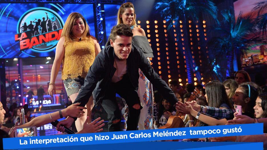 ICYMI: No todo fue felicidad en el segundo show de La Banda   La Banda 2...