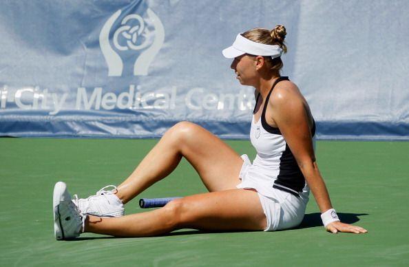 En su juego de cuartos de final se encontrará con Samantha Stosur.