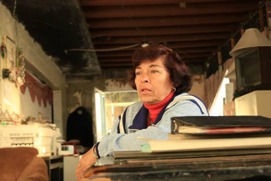 Celeste Treviño, directora de la Casa de Rescate a los Migrantes .