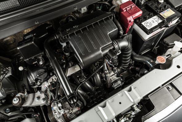 Mitsubishi Mirage 2015- Su mecánica está compuesta por un motor a gasoli...