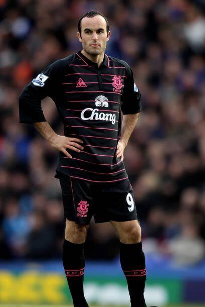 Pudo haber sido la despedida de Landon Donovan del Everton. Ahora regres...