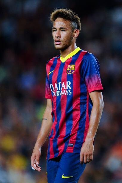 Neymar está más adaptado al conjunto azulgrana. Pudo hacer una parte de...
