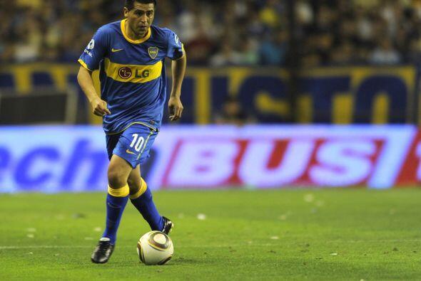 Riquelme volvería al Boca Juniors para tener un semestre de ensueño con...