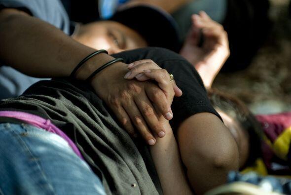 Algunos de los viajeros refieren haber sido víctimas de abusos por parte...