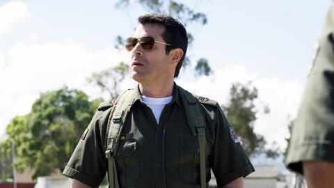 El coronel Martín creó el Bloque de Búsqueda para atrapar a Pablo Escobar