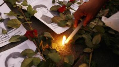 El grupo de antropólogos forenses identificó los restos de cuatro de nue...