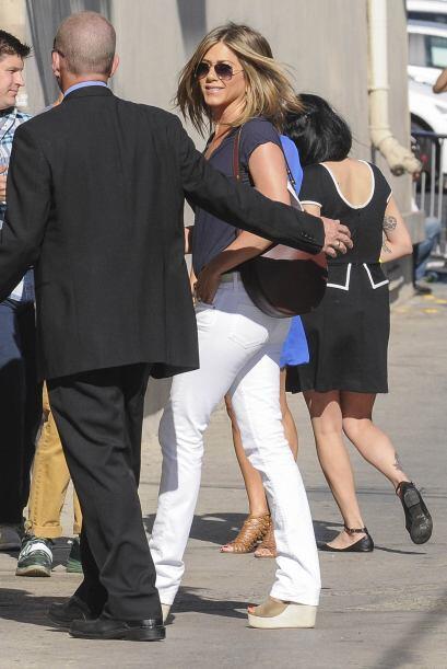 Entre otras cosas, se dice que ella, Courteney Cox y Lisa Kudrow planean...