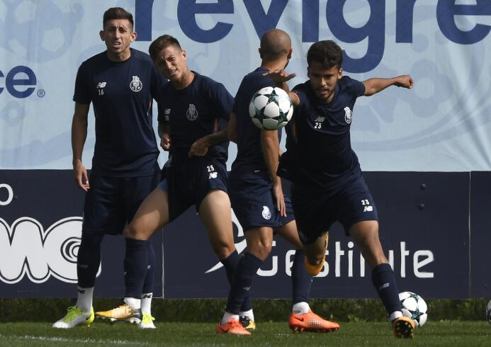 F.C. Porto Vs. Paços Ferreira / Sábado 21 de octubre - 3:30 p.m.ET/2:30...