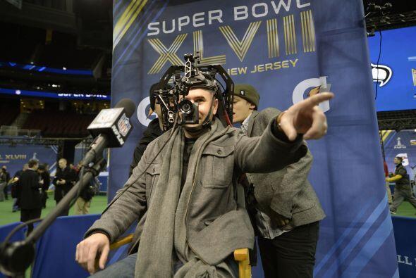 No te pierdas las mejores imágenes del NFL Media Day a unos d&iac...